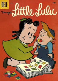 Cover Thumbnail for Marge's Little Lulu (Dell, 1948 series) #105