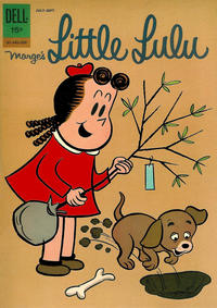 Cover Thumbnail for Marge's Little Lulu (Dell, 1948 series) #164