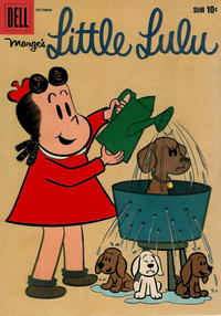 Cover Thumbnail for Marge's Little Lulu (Dell, 1948 series) #136