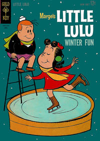 Cover Thumbnail for Marge's Little Lulu (Western, 1962 series) #167