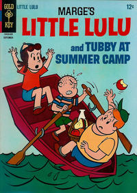 Cover Thumbnail for Marge's Little Lulu (Western, 1962 series) #181