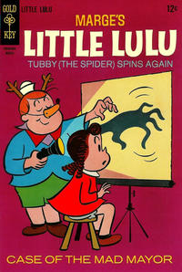 Cover Thumbnail for Marge's Little Lulu (Western, 1962 series) #187