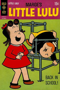 Cover Thumbnail for Marge's Little Lulu (Western, 1962 series) #190