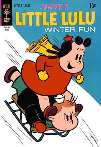 Cover Thumbnail for Marge's Little Lulu (Western, 1962 series) #191