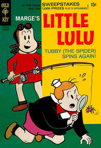 Cover Thumbnail for Marge's Little Lulu (Western, 1962 series) #194