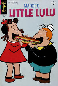 Cover Thumbnail for Marge's Little Lulu (Western, 1962 series) #196