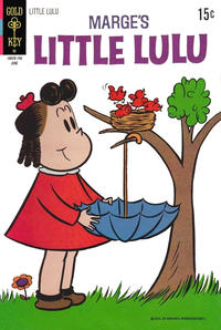 Cover Thumbnail for Marge's Little Lulu (Western, 1962 series) #200