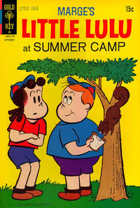 Cover Thumbnail for Marge's Little Lulu (Western, 1962 series) #201