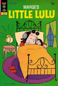 Cover Thumbnail for Marge's Little Lulu (Western, 1962 series) #203 [Gold Key]