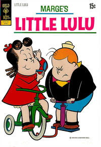 Cover Thumbnail for Marge's Little Lulu (Western, 1962 series) #204 [Gold Key]