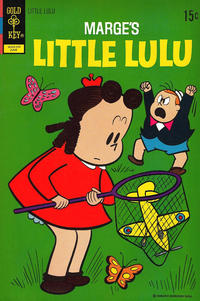 Cover Thumbnail for Marge's Little Lulu (Western, 1962 series) #205 [15¢]