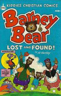 Cover Thumbnail for Barney Bear Lost and Found (Fleming H. Revell Company, 1979 series)