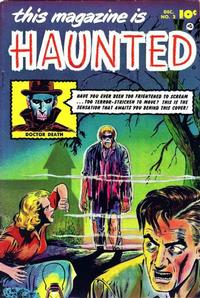 Cover Thumbnail for This Magazine Is Haunted (Fawcett, 1951 series) #2