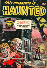 Cover Thumbnail for This Magazine Is Haunted (Fawcett, 1951 series) #4