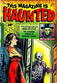 Cover Thumbnail for This Magazine Is Haunted (Fawcett, 1951 series) #5