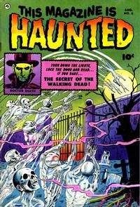 Cover Thumbnail for This Magazine Is Haunted (Fawcett, 1951 series) #6
