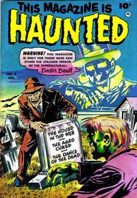 Cover Thumbnail for This Magazine Is Haunted (Fawcett, 1951 series) #8