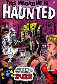 Cover Thumbnail for This Magazine Is Haunted (Fawcett, 1951 series) #9