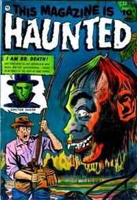 Cover Thumbnail for This Magazine Is Haunted (Fawcett, 1951 series) #10