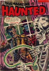 Cover Thumbnail for This Magazine Is Haunted (Fawcett, 1951 series) #11
