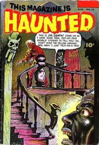 Cover Thumbnail for This Magazine Is Haunted (Fawcett, 1951 series) #12