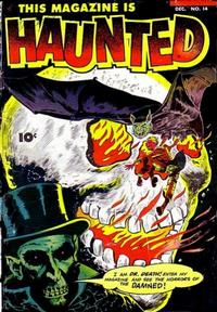 Cover Thumbnail for This Magazine Is Haunted (Fawcett, 1951 series) #14