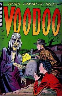 Cover Thumbnail for Voodoo (Farrell, 1952 series) #1