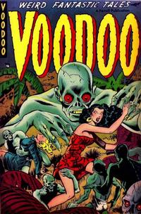 Cover Thumbnail for Voodoo (Farrell, 1952 series) #2
