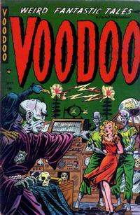 Cover Thumbnail for Voodoo (Farrell, 1952 series) #3