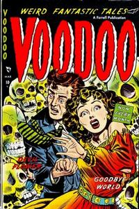 Cover Thumbnail for Voodoo (Farrell, 1952 series) #7