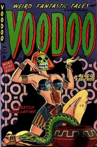 Cover Thumbnail for Voodoo (Farrell, 1952 series) #8