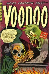 Cover Thumbnail for Voodoo (Farrell, 1952 series) #9