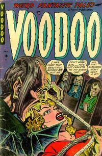 Cover Thumbnail for Voodoo (Farrell, 1952 series) #13