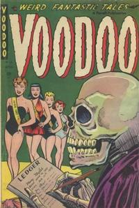 Cover Thumbnail for Voodoo (Farrell, 1952 series) #14