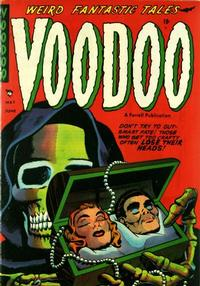 Cover Thumbnail for Voodoo (Farrell, 1952 series) #15