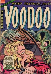 Cover Thumbnail for Voodoo (Farrell, 1952 series) #17