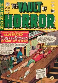 Cover Thumbnail for Vault of Horror (EC, 1950 series) #12