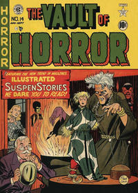 Cover Thumbnail for Vault of Horror (EC, 1950 series) #14