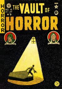Cover Thumbnail for Vault of Horror (EC, 1950 series) #16