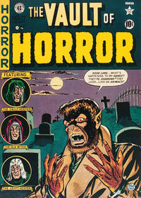 Cover Thumbnail for Vault of Horror (EC, 1950 series) #17