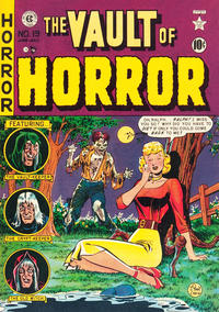 Cover Thumbnail for Vault of Horror (EC, 1950 series) #19