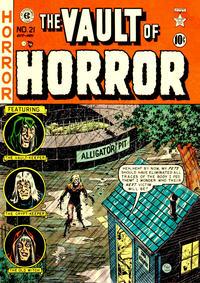 Cover Thumbnail for Vault of Horror (EC, 1950 series) #21