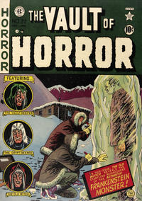 Cover Thumbnail for Vault of Horror (EC, 1950 series) #22