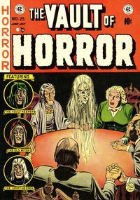 Cover Thumbnail for Vault of Horror (EC, 1950 series) #25