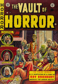 Cover Thumbnail for Vault of Horror (EC, 1950 series) #29
