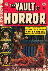 Cover Thumbnail for Vault of Horror (EC, 1950 series) #31