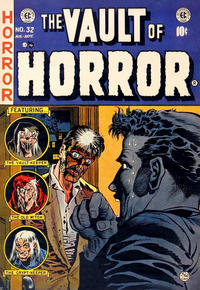 Cover Thumbnail for Vault of Horror (EC, 1950 series) #32