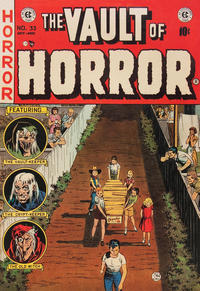 Cover Thumbnail for Vault of Horror (EC, 1950 series) #33