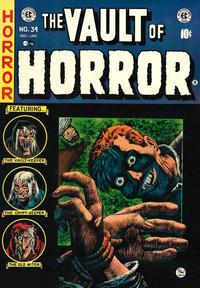 Cover Thumbnail for Vault of Horror (EC, 1950 series) #34