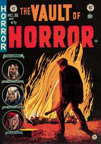 Cover Thumbnail for Vault of Horror (EC, 1950 series) #36